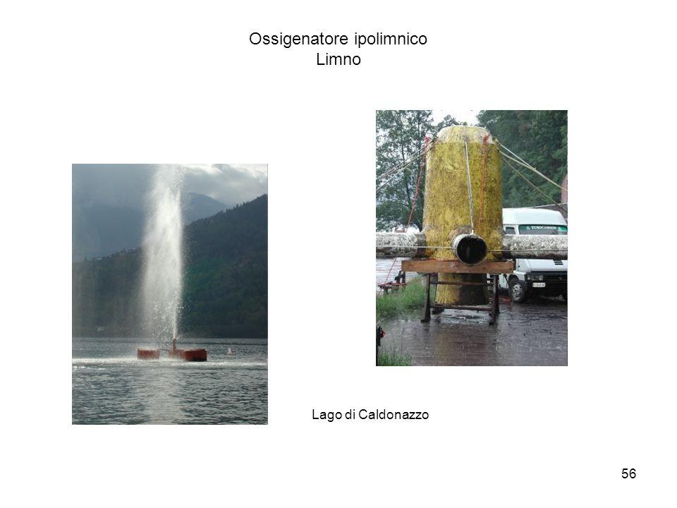 Ossigenatore ipolimnico