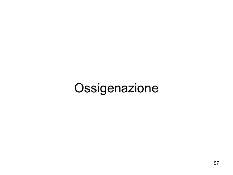 Ossigenazione