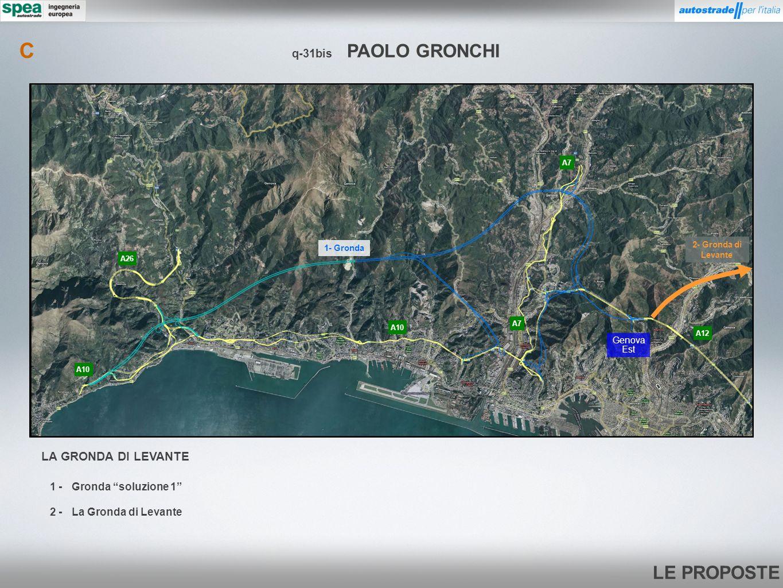 C LA GRONDA DI LEVANTE q-31bis PAOLO GRONCHI 1 - Gronda soluzione 1