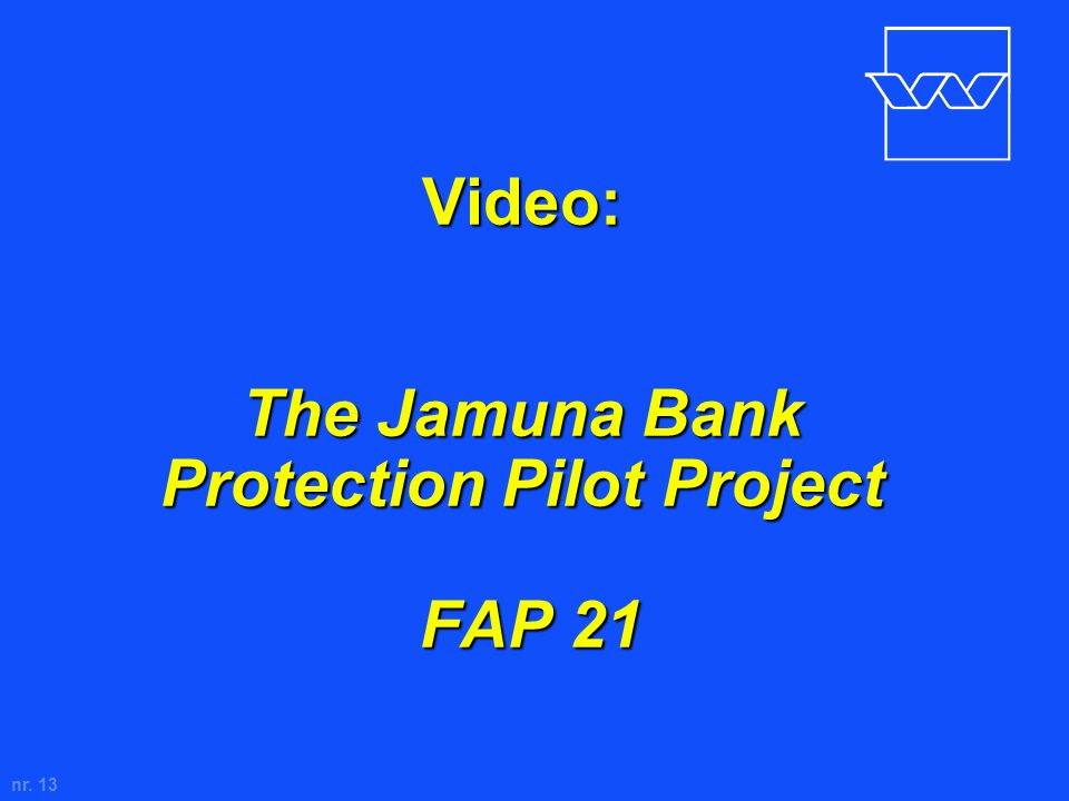Video: The Jamuna Bank Protection Pilot Project FAP 21