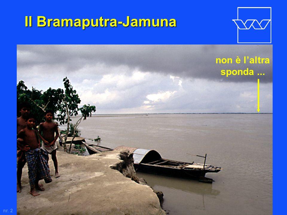 Il Bramaputra-Jamuna non è l'altra sponda ...