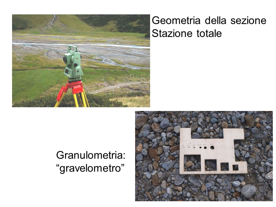Geometria della sezione