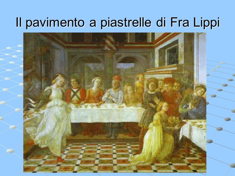 Il pavimento a piastrelle di Fra Lippi