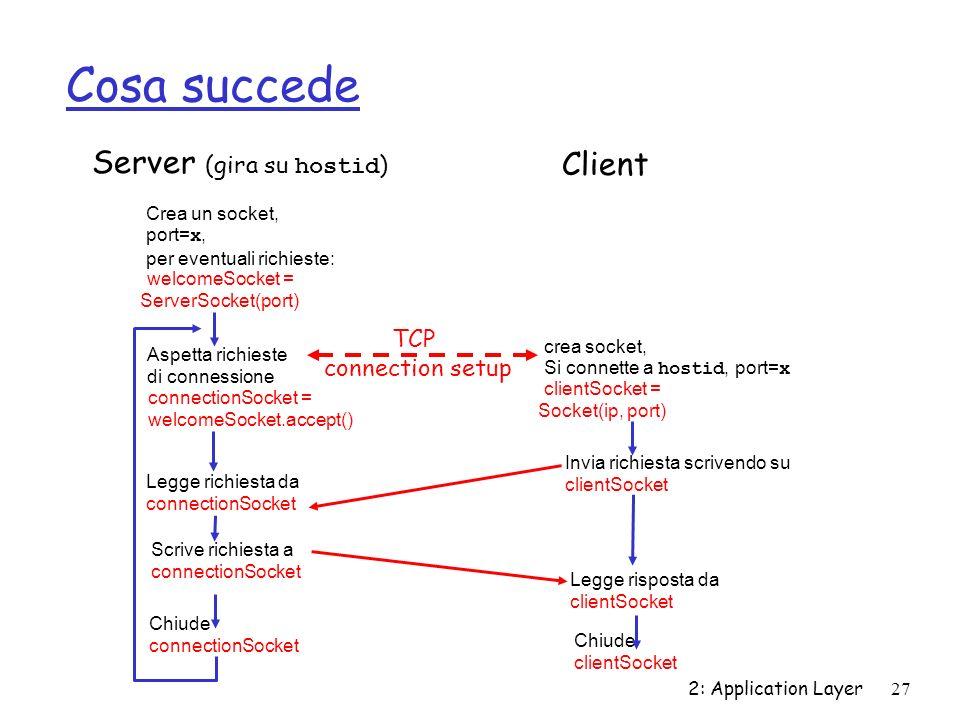 Server (gira su hostid)
