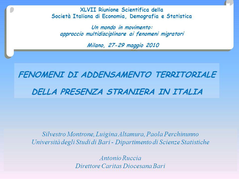 XLVII Riunione Scientifica della Società Italiana di Economia, Demografia e Statistica
