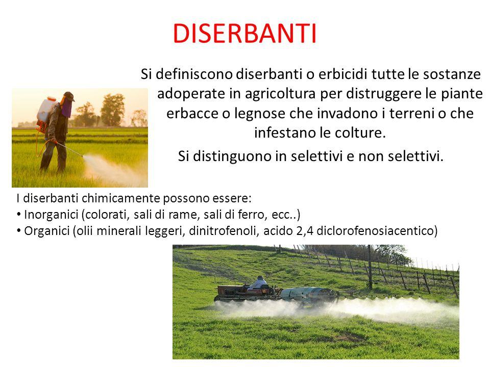 DISERBANTI