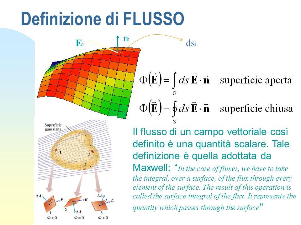 Definizione di FLUSSO ni Ei dsi