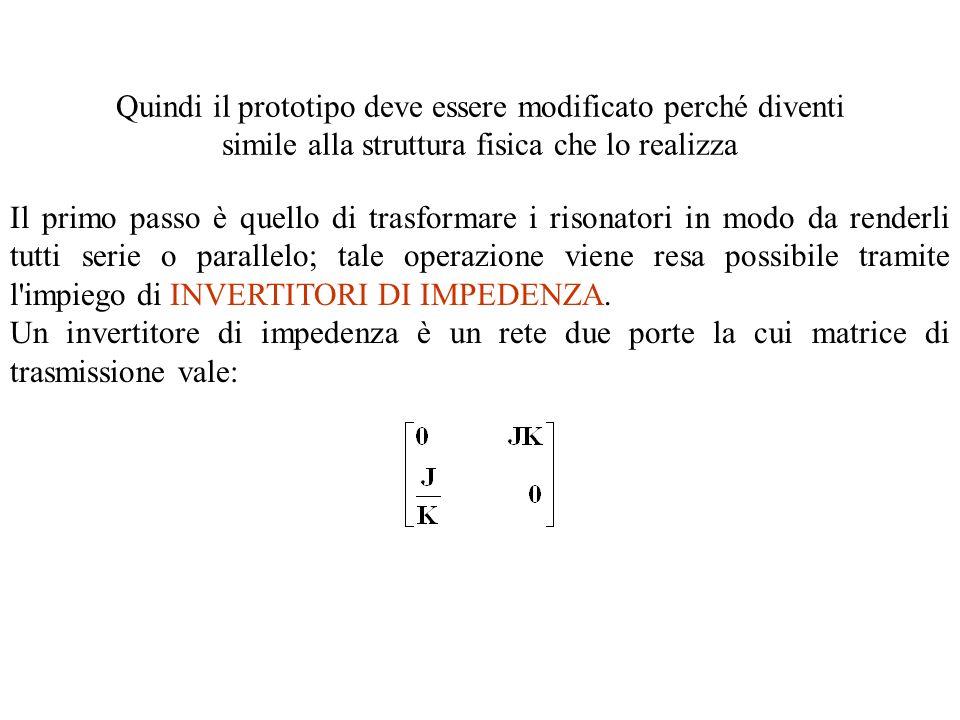 Quindi il prototipo deve essere modificato perché diventi simile alla struttura fisica che lo realizza