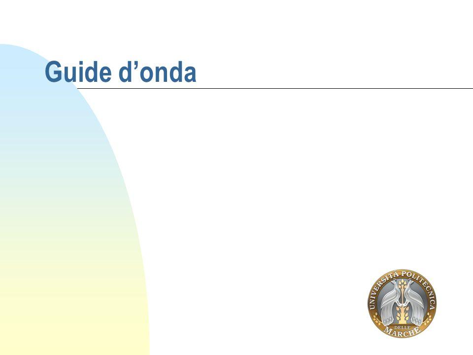 Guide d'onda