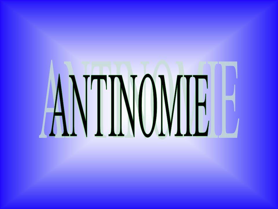 ANTINOMIE