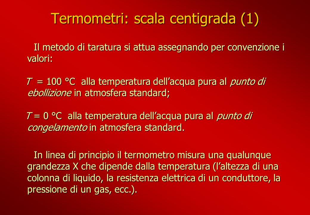 Termometri: scala centigrada (1)