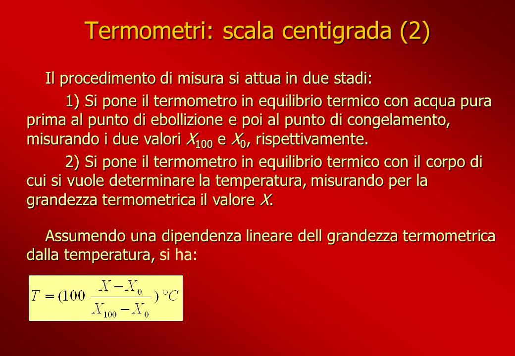 Termometri: scala centigrada (2)