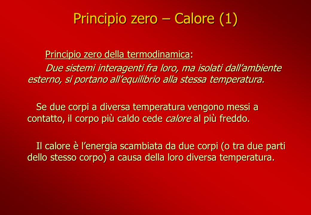 Principio zero – Calore (1)