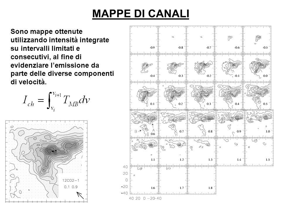MAPPE DI CANALI