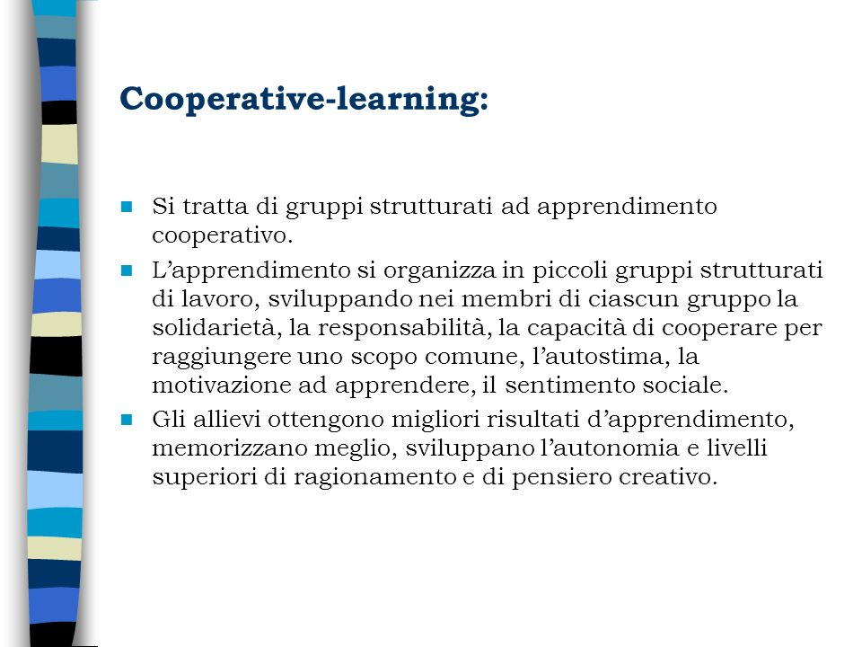 Cooperative-learning: