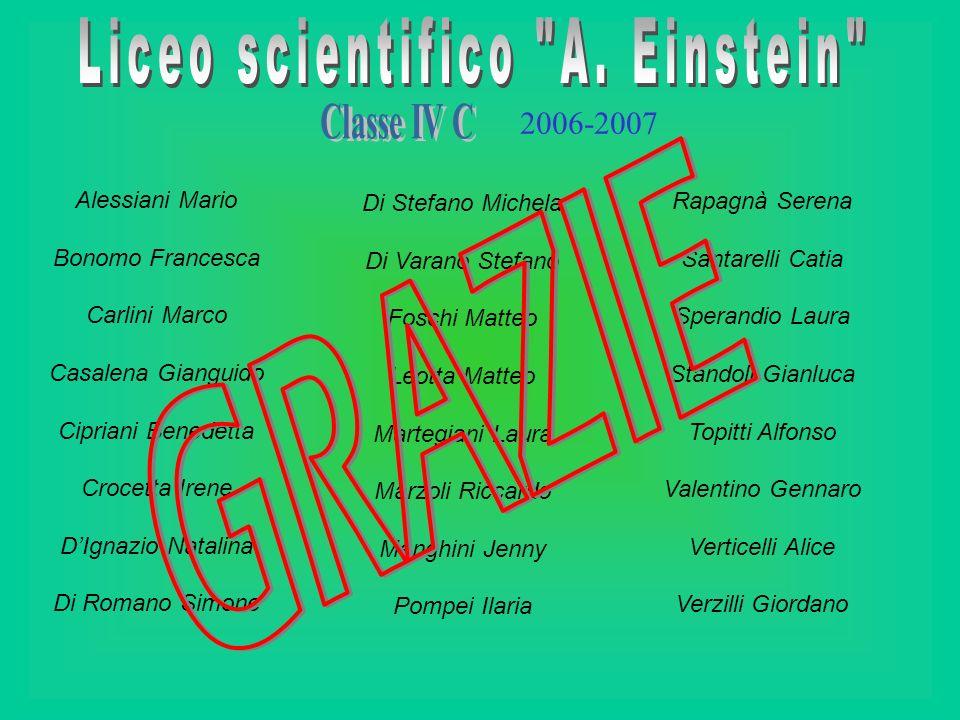 Liceo scientifico A. Einstein