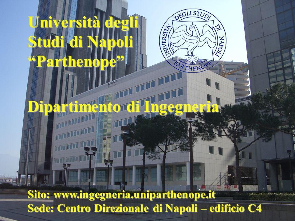 Università degli Studi di Napoli Parthenope