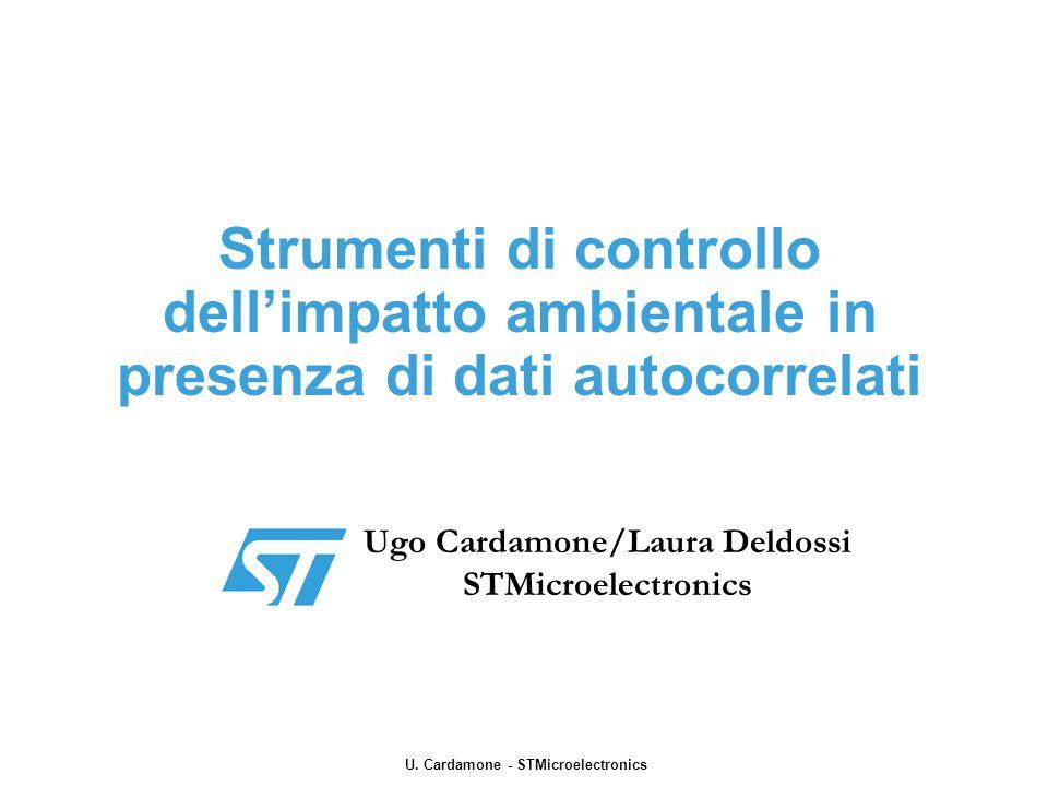 Ugo Cardamone/Laura Deldossi STMicroelectronics