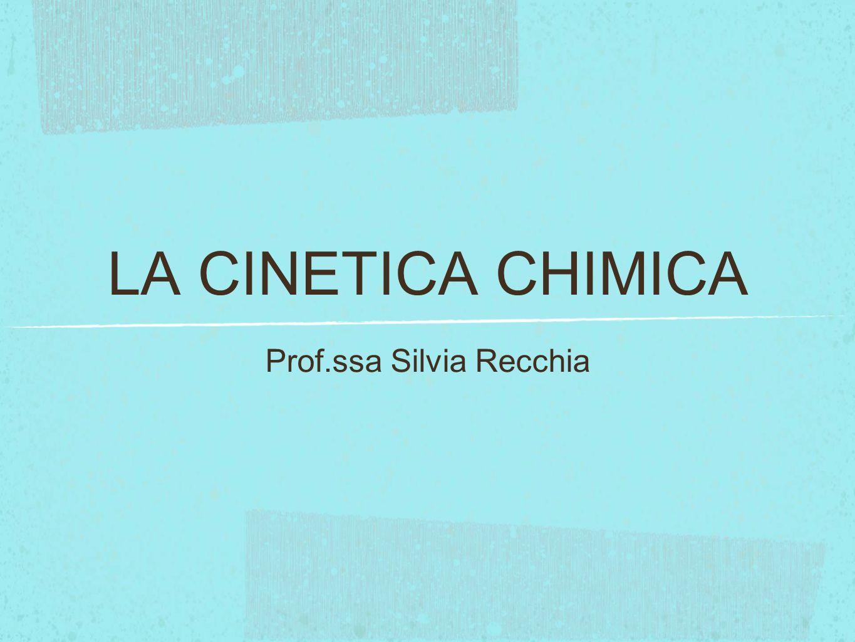 Prof.ssa Silvia Recchia