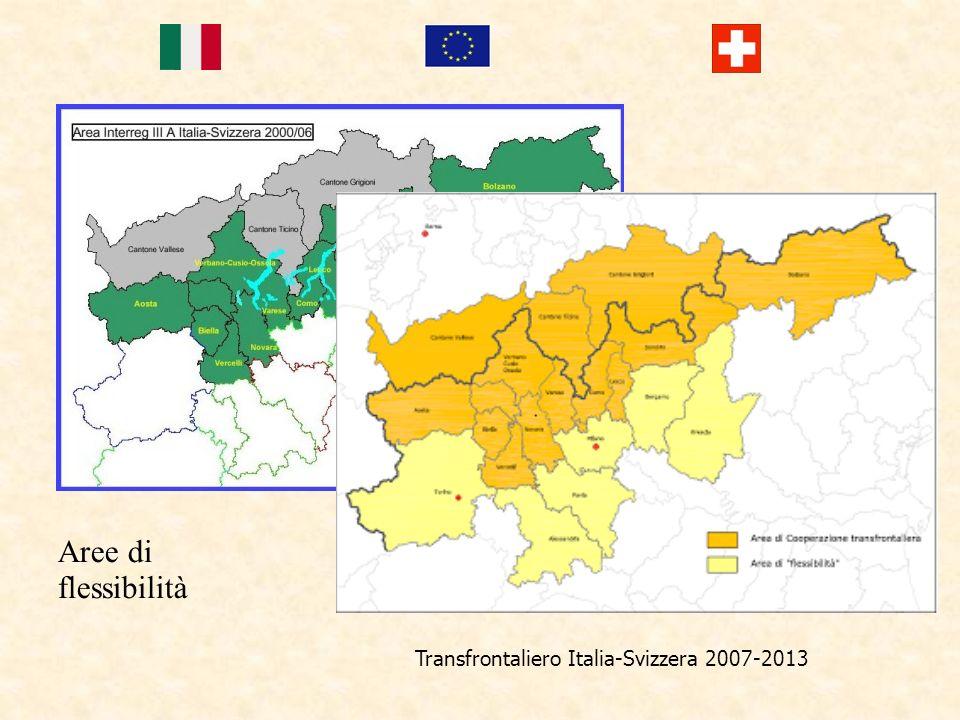 Transfrontaliero Italia-Svizzera 2007-2013