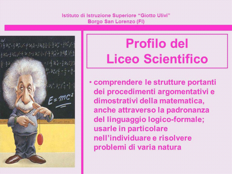 Istituto di Istruzione Superiore Giotto Ulivi Borgo San Lorenzo (FI)