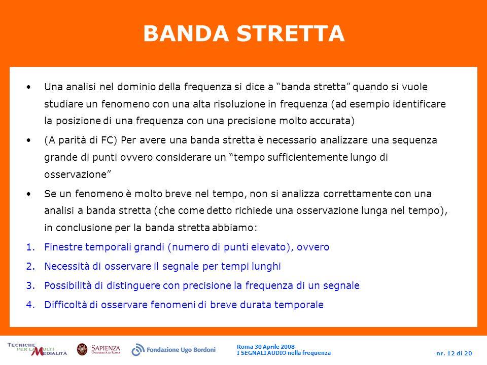 BANDA STRETTA