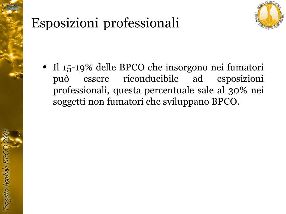 Esposizioni professionali