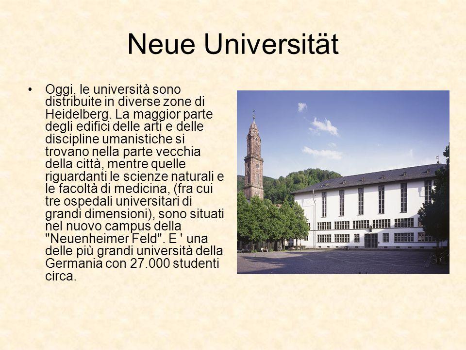 Neue Universität