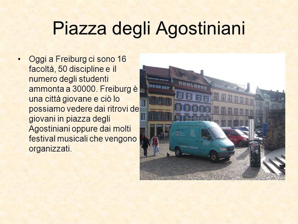 Piazza degli Agostiniani