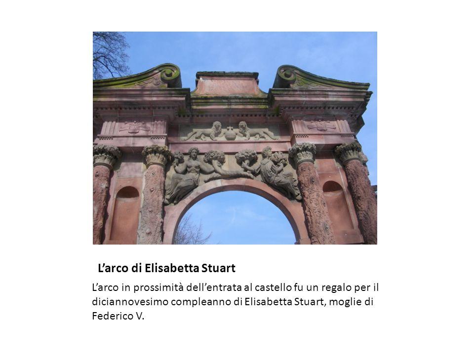 L'arco di Elisabetta Stuart