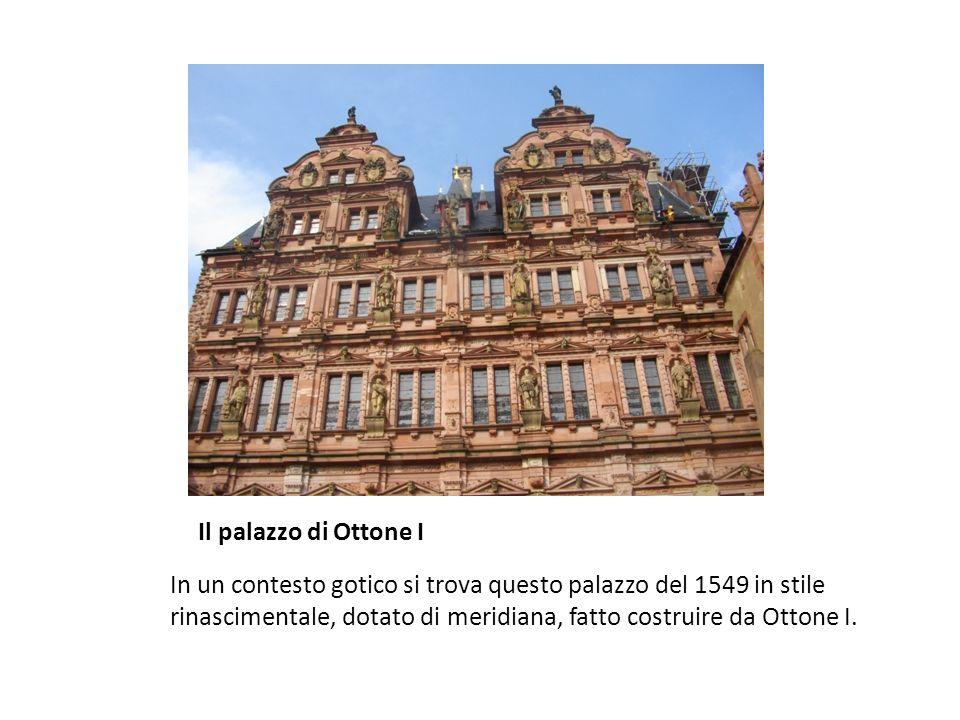 Il palazzo di Ottone I