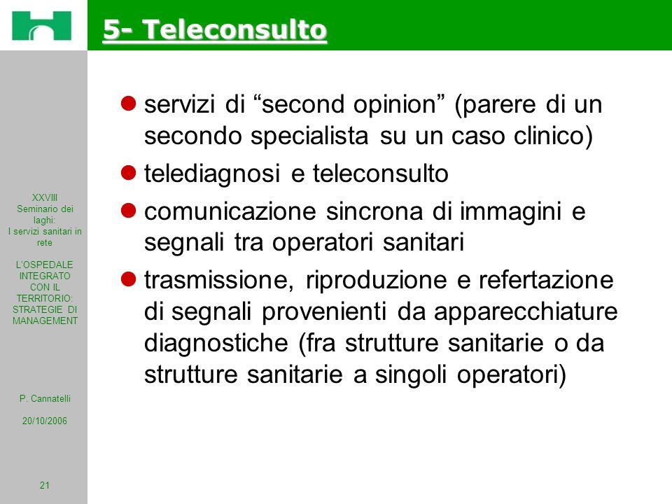 telediagnosi e teleconsulto