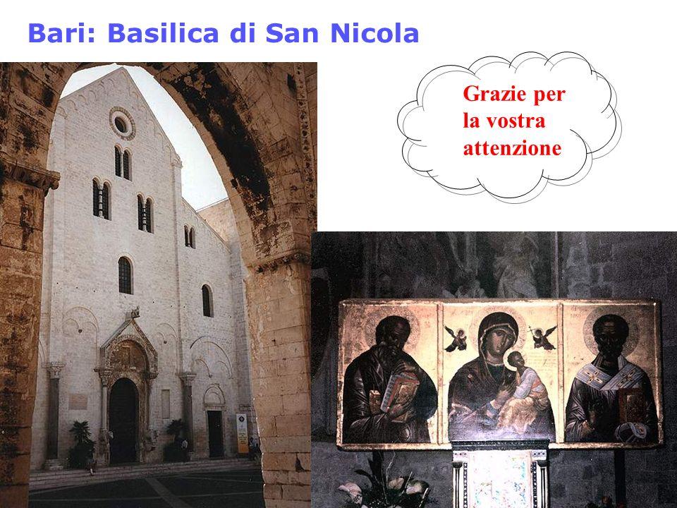 Bari: Basilica di San Nicola