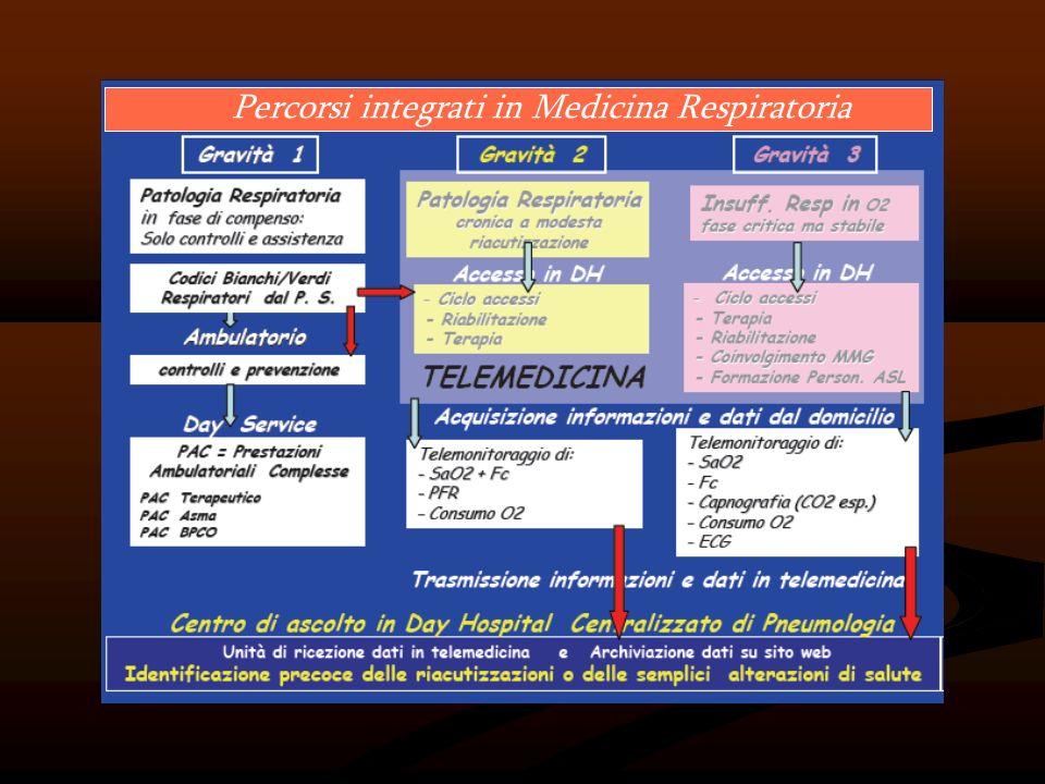 Percorsi integrati in Medicina Respiratoria