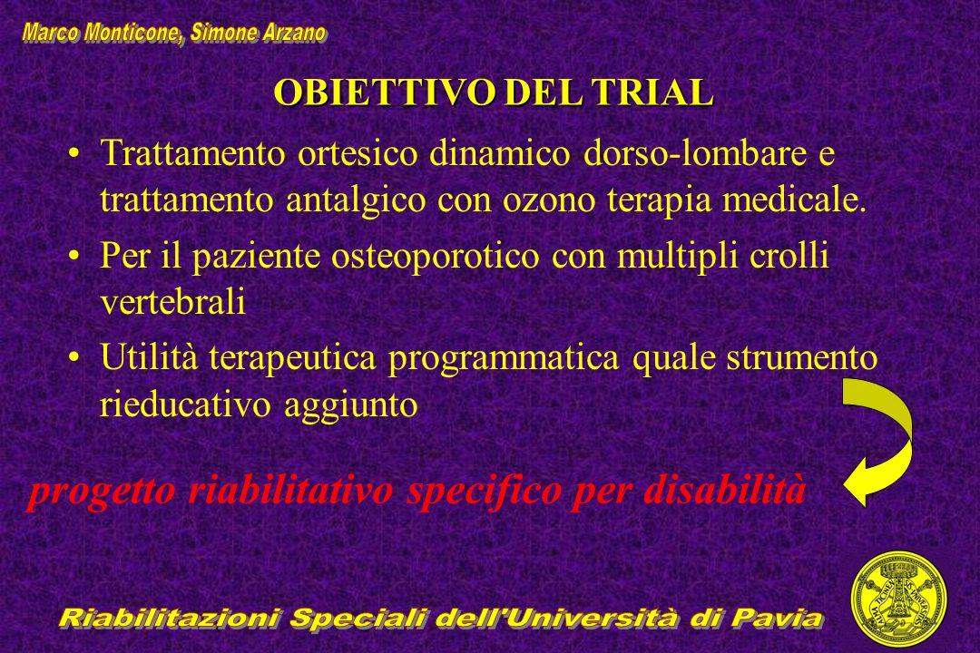 progetto riabilitativo specifico per disabilità