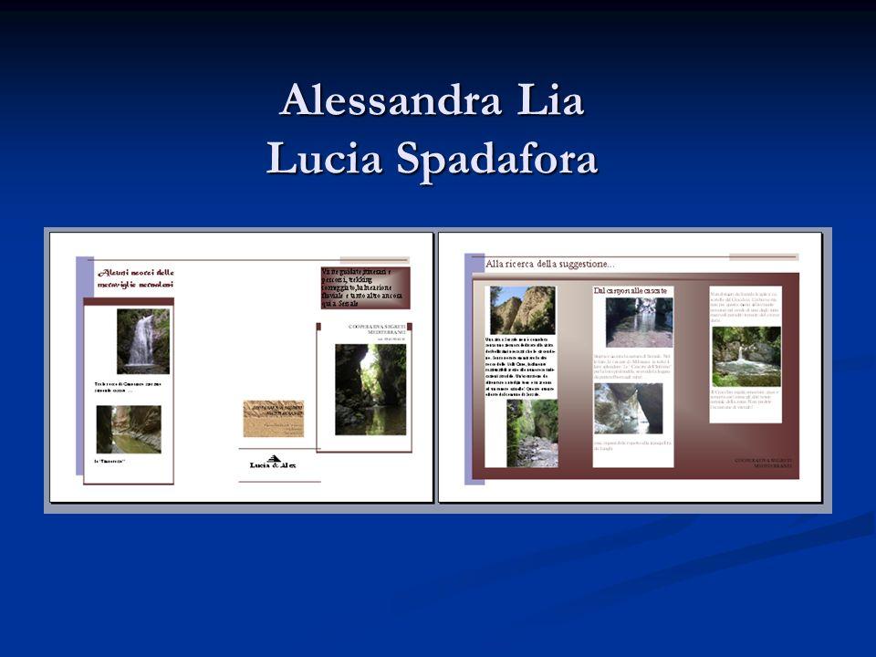 Alessandra Lia Lucia Spadafora