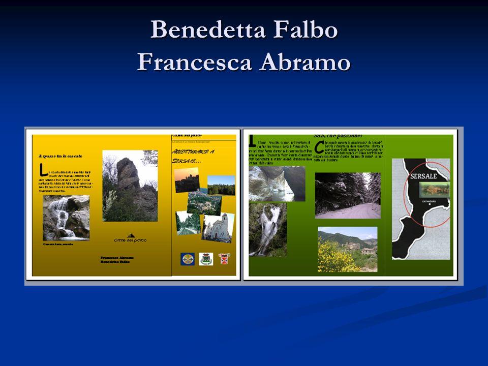Benedetta Falbo Francesca Abramo