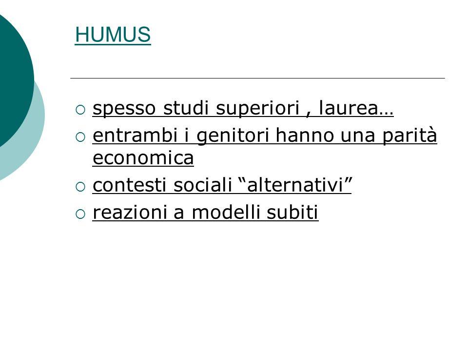 HUMUS spesso studi superiori , laurea…