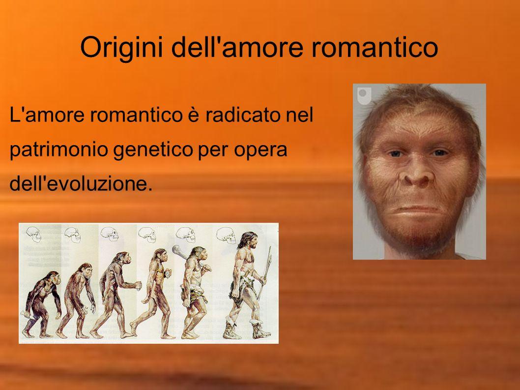 Origini dell amore romantico