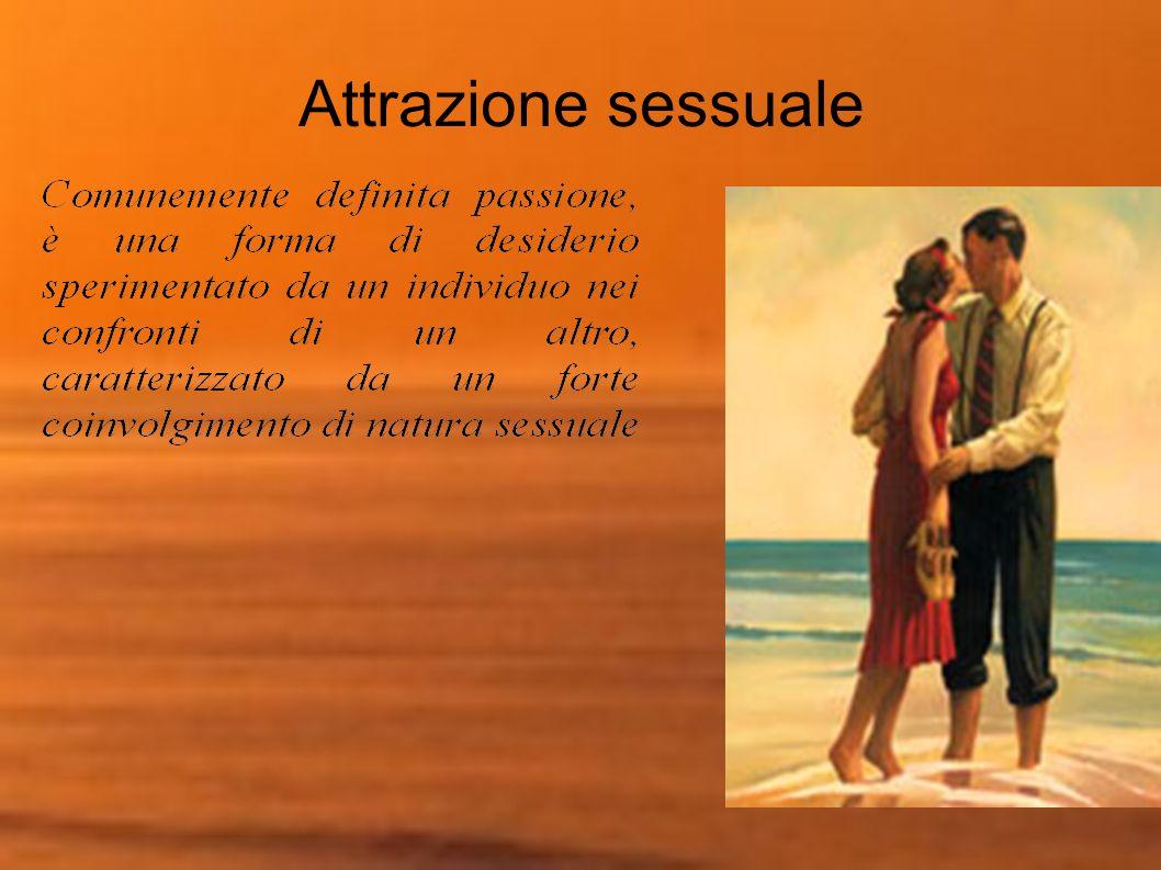 Attrazione sessuale
