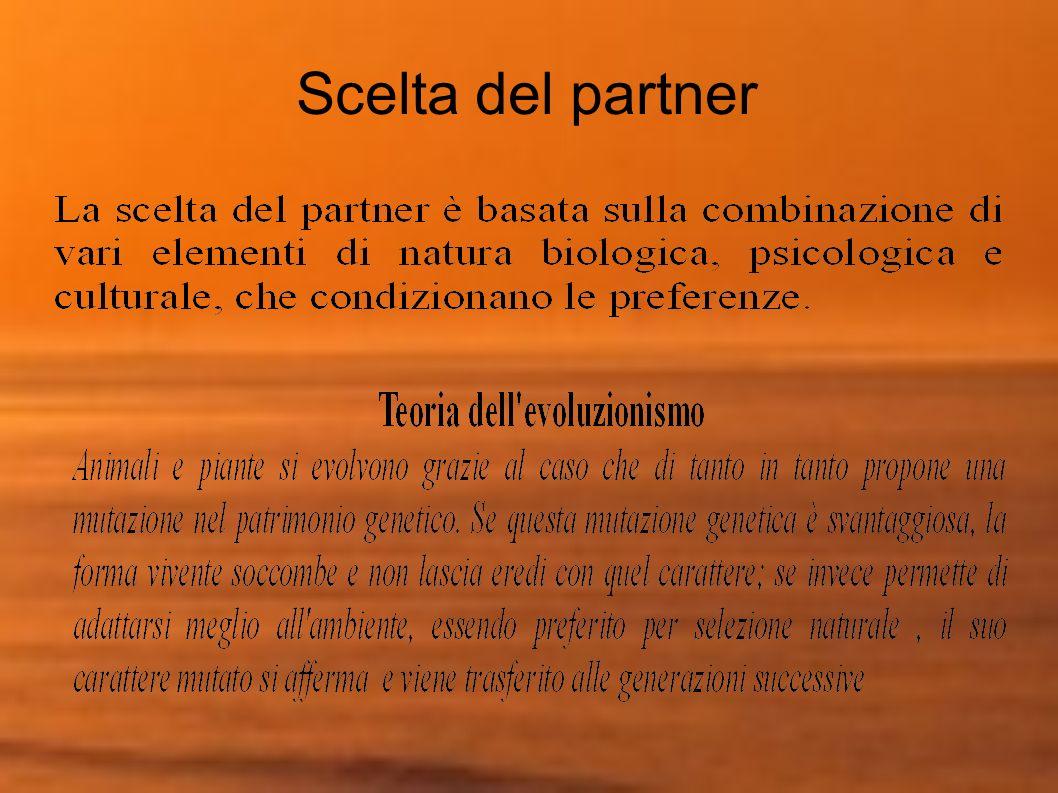 Scelta del partner