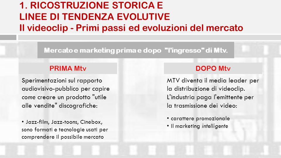1. RICOSTRUZIONE STORICA E LINEE DI TENDENZA EVOLUTIVE