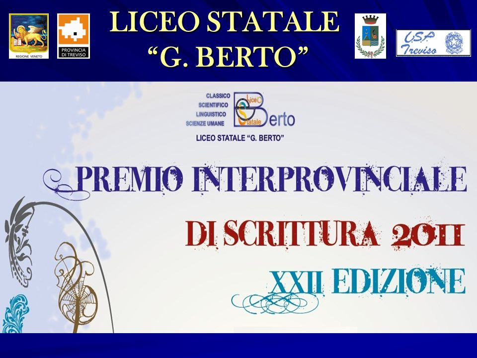 LICEO STATALE G. BERTO