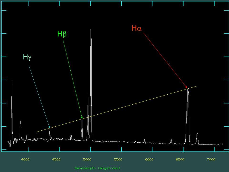 Il Cielo come laboratorio- Spettroscopia delle nebulose- 2008
