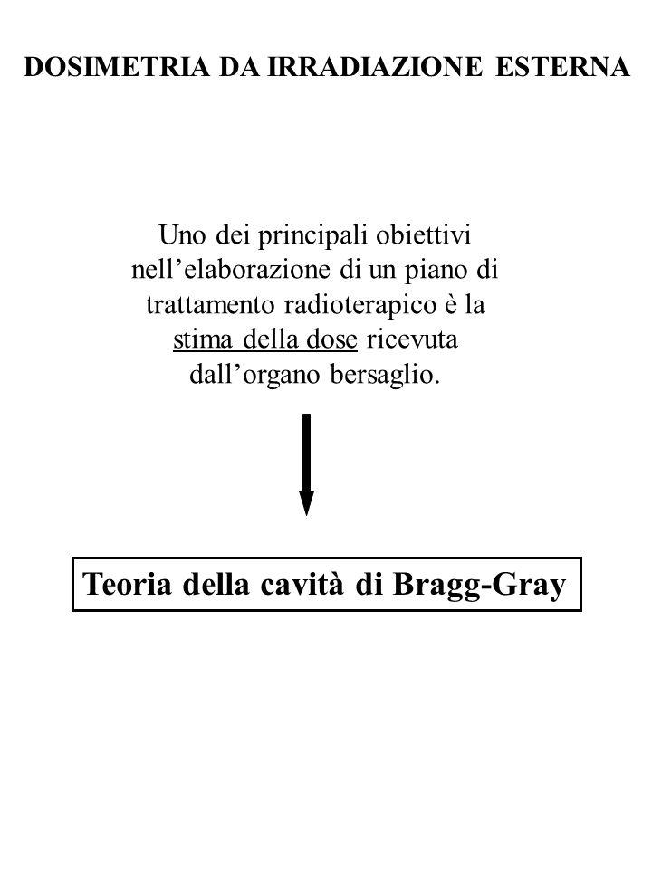 Teoria della cavità di Bragg-Gray