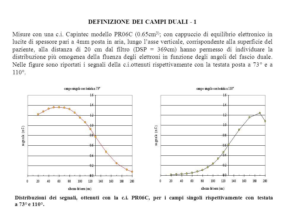 DEFINIZIONE DEI CAMPI DUALI - 1