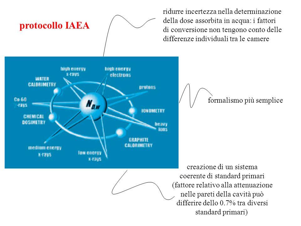 protocollo IAEA ridurre incertezza nella determinazione