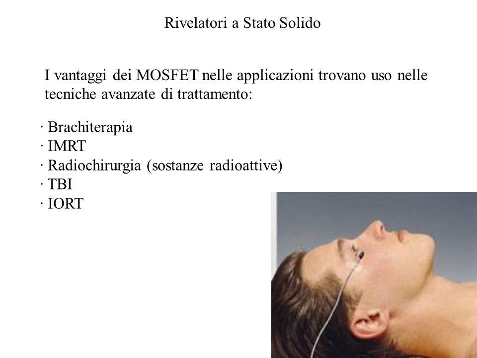 I vantaggi dei MOSFET nelle applicazioni trovano uso nelle tecniche avanzate di trattamento: