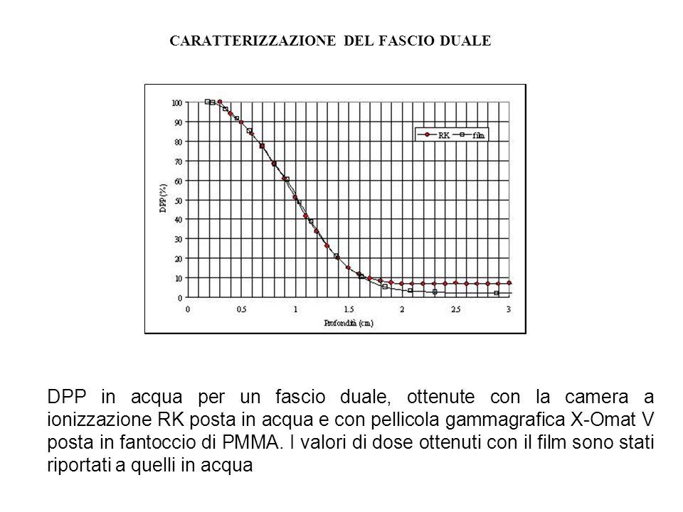 CARATTERIZZAZIONE DEL FASCIO DUALE