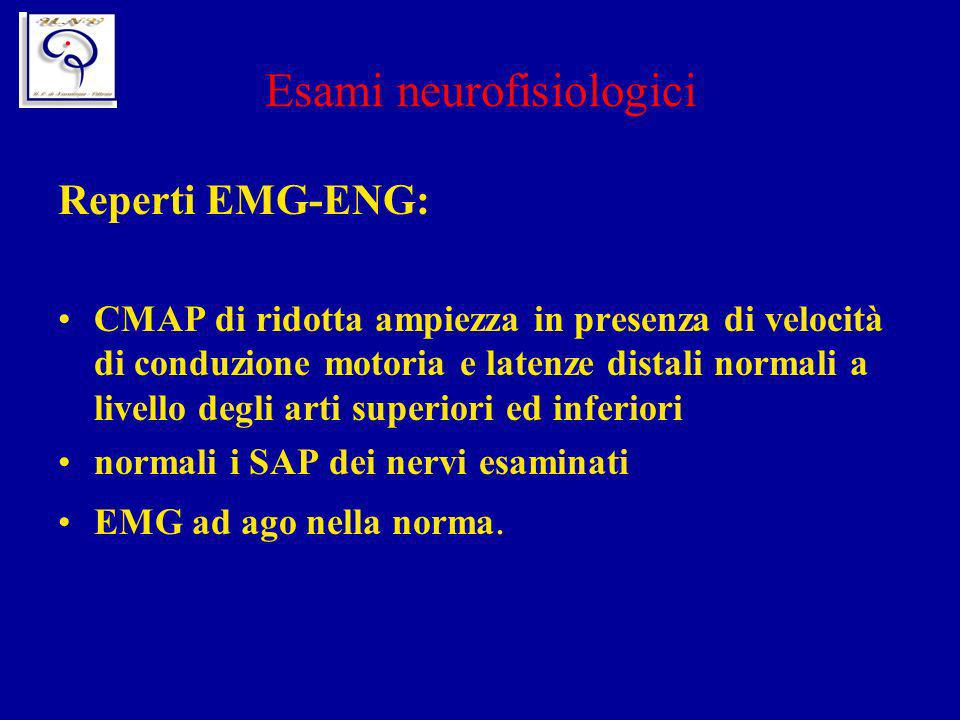 Esami neurofisiologici